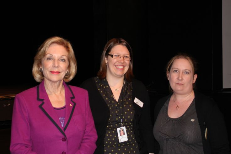 Ita Buttrose:  A passionate life. Available at Hurstville Library
