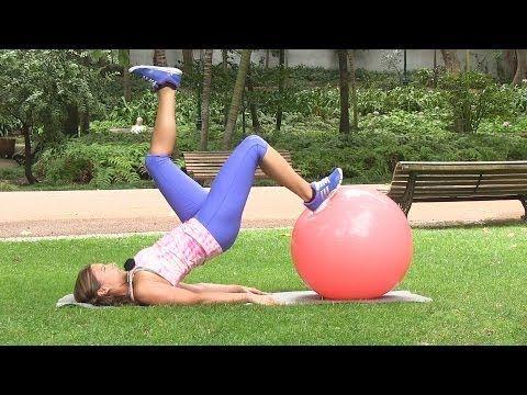 Vidéo intensive pour vos fesses et l'arrière de vos cuisses! A lire: http://www.rtl.be/pourelle/article/ton-popotin-manque-de-rebond-prends-ton-ballon-video-244977.htm