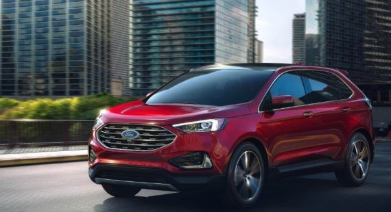 2020 Ford Edge Overview Price Interior Ford Edge Ford Ford