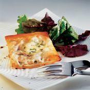 Croustillant+de+saumon+mariné+au+Sainte-Maure+-+une+recette+Entre+amis+-+Cuisine