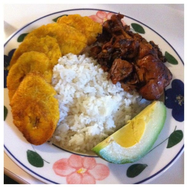 17 best images about comida dominicana on pinterest for Comidas con arroz blanco