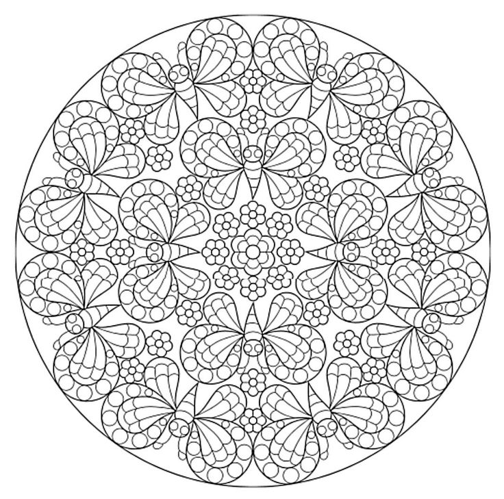 Dover Coloring Books Mystical Mandalas Coloring Pages Mystical Mandala Coloring Pages