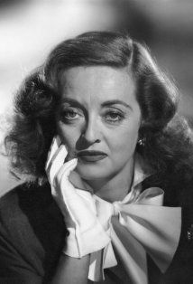 """Bette Davis - """"Lloyd, honey, be a playwright with guts. Write me one about a nice normal woman who just shoots her husband."""""""