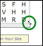 Nem side, hvor man kan lave wordsearch-opgaver på både dansk og engelsk