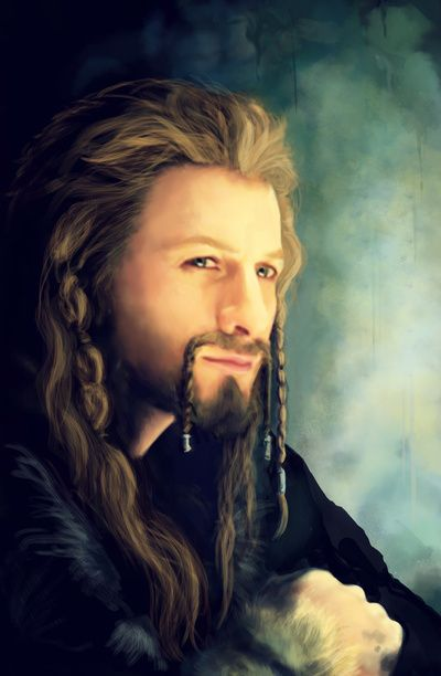 Fili by Alba Palacio- such an amazing painting!!
