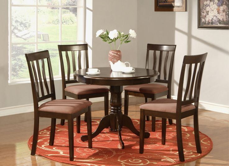5pc kitchen small dining table set
