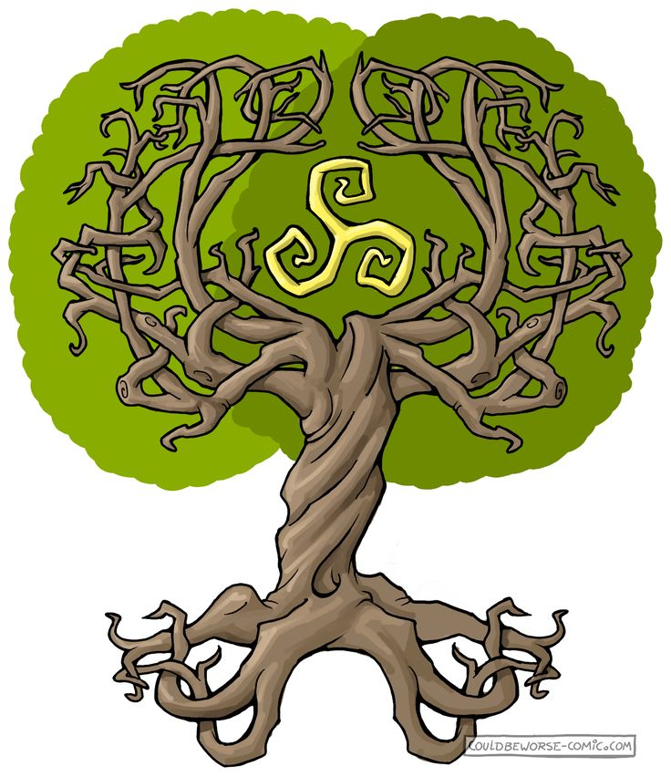Tree of life, elven (free folk) made for Gamesnstuff.com