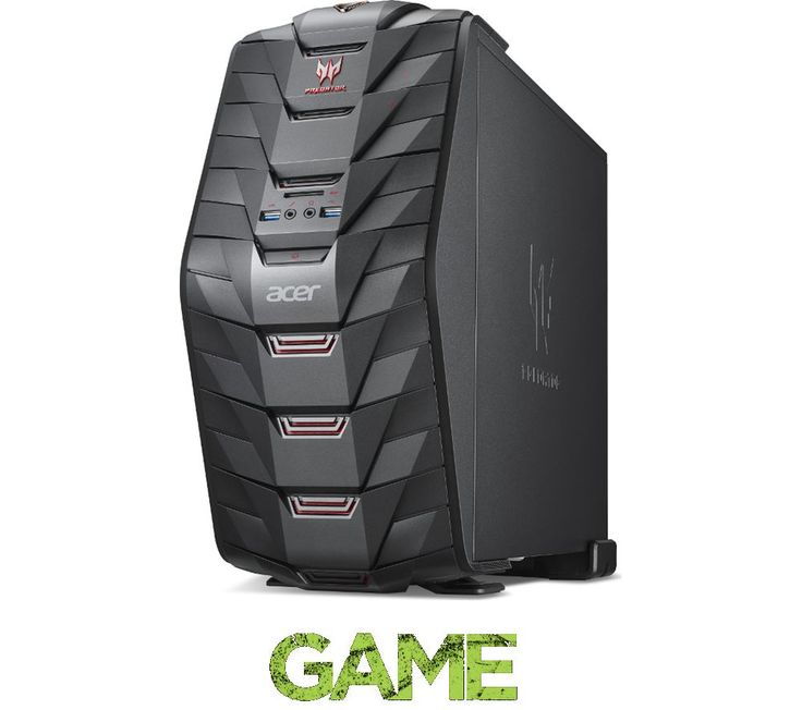ACER Predator G3-710 Intel Gaming PC on sale in the UK along with best prices on many other computing products for home, gaming and office.