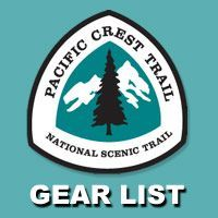 This is an entry-level lightweight thru-hiking gear list with a base weight of 12 pounds. It includes everything you will need to thru-hike