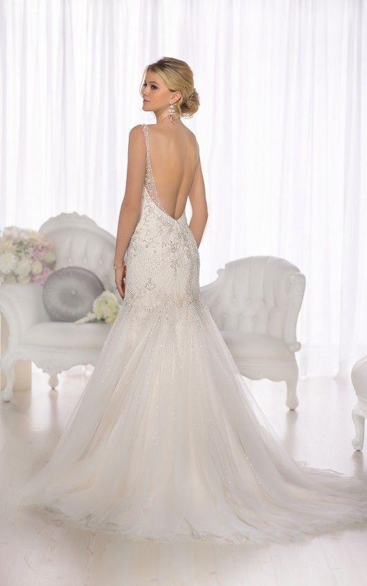 29 besten Brautmode Bilder auf Pinterest   Hochzeiten ...