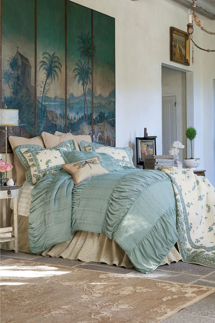 Bedspread designs texture - Sonora Comforter Sublimely Soft Cotton Voile With Gorgeous Texture Soft Surroundings