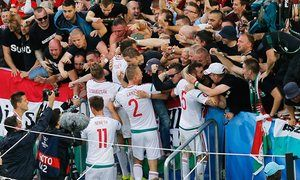 Euro 2016: fans share their moments of the tournament so far
