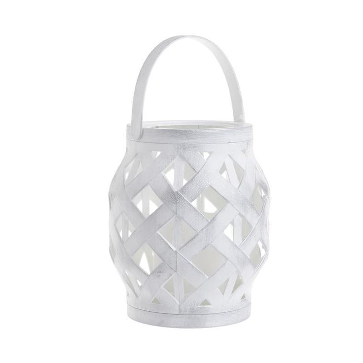 Led Lantern - Lanterns - DECORATIONS - inart