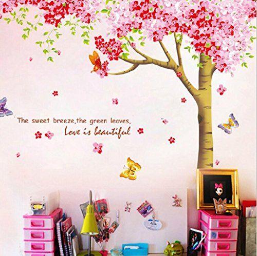 Rainbow Fox Large Pink Sakura Flower Cherry Blossom Tree ... https://www.amazon.co.uk/dp/B01DF1K6TU/ref=cm_sw_r_pi_dp_x_zp1RybCSGFXT6