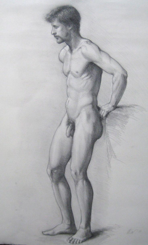 Nude Male Drawing - Google Zoeken  Kunst  Pinterest -5797