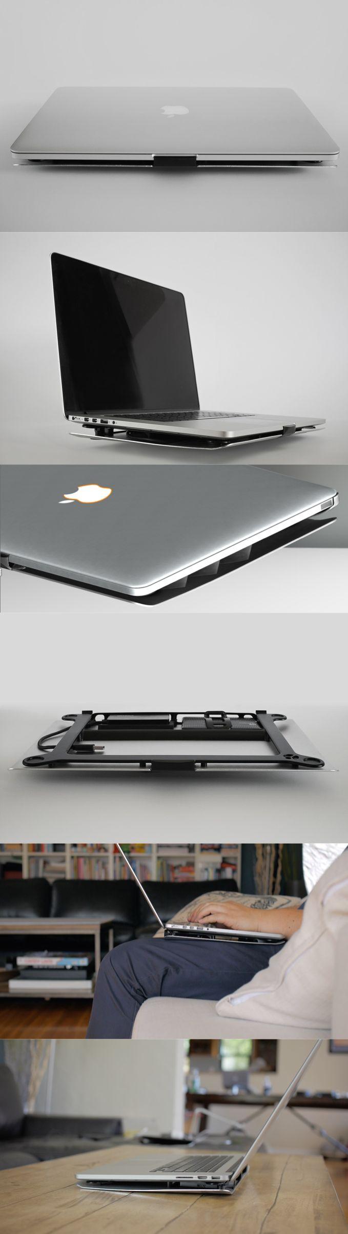 TILT Retina: Ultimate Cooling for the MacBook Pro Retina