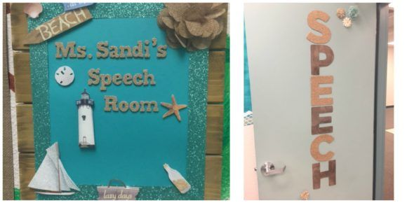 Speech on the Beach from Speech Room Style. Pinned by SOS Inc. Resources pinterest.com/sostherapy/