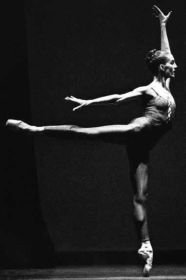 New York City Ballet's Wendy Whelan