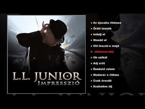 L.L. Junior - Impresszió (teljes album) - YouTube