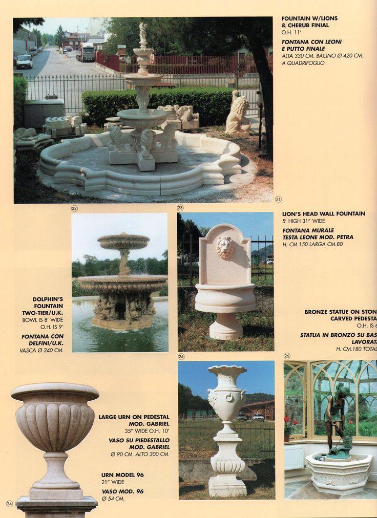 pag 6 - catalogue - Garden Ornaments Stone srl - www.gardenorn.com