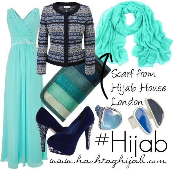 Hashtag Hijab Outfit #123