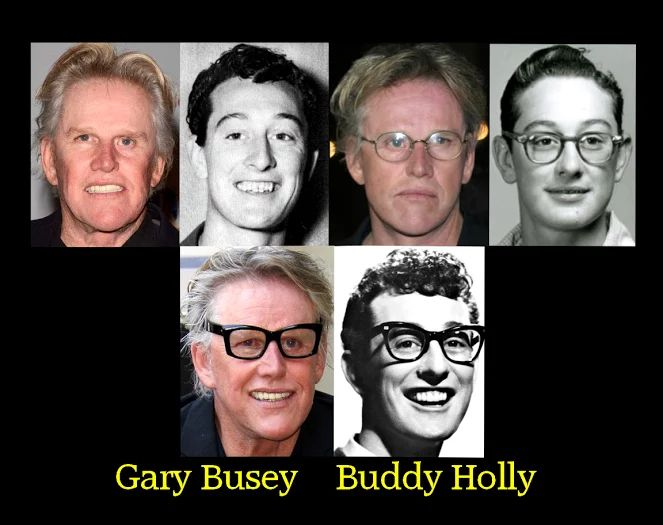 the 25 best gary busey buddy holly ideas on pinterest