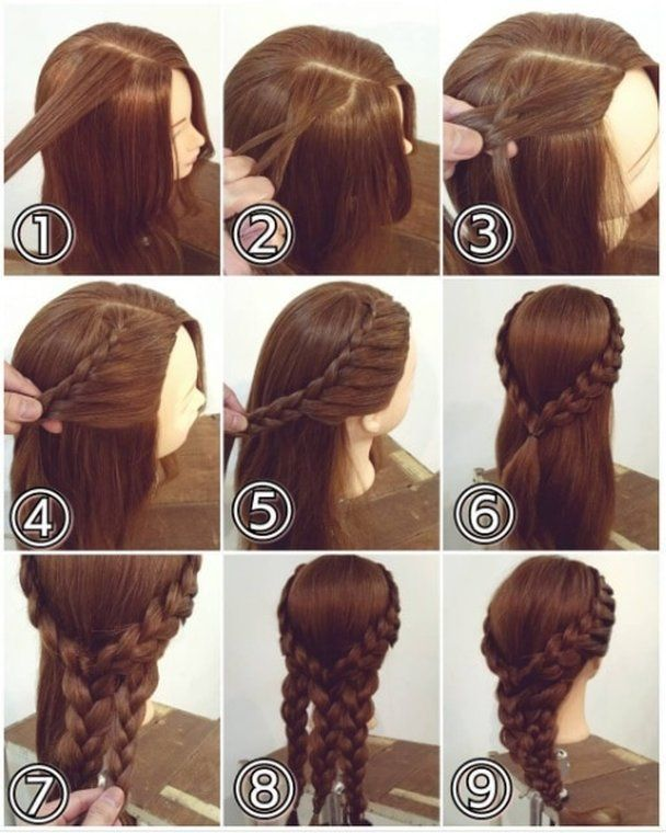 Developments in braiding and braiding hair What number of occasions do you're employed out?