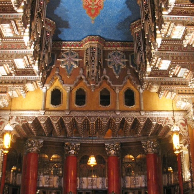 Fox Theater Mi: 164 Best Images About Theatre On Pinterest