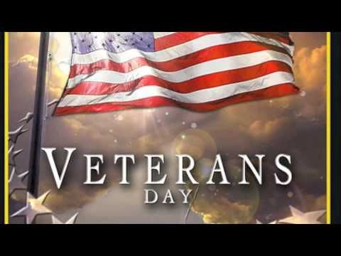 """Veterans Day Tribute (Available at www.sermonspice.com) A moving, patriotic tribute to our military, past and present. Thank you for your service! This video wasproduced by """"The Sound Tank"""". For more info: http://www.youtube.com/watch?v=JJsWiQ http://www.youtube.com/watch?v=AgYLr_LfhLo"""