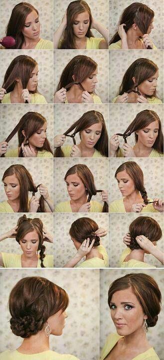 Diy hair do