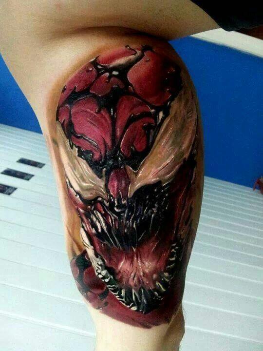 Spider Man Venom Carnage Tattoo: 17 Best Images About Comics On Pinterest