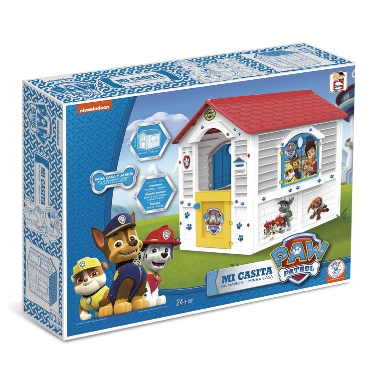 M s de 25 ideas incre bles sobre juguetes de paw patrol en for Casa juguete jardin