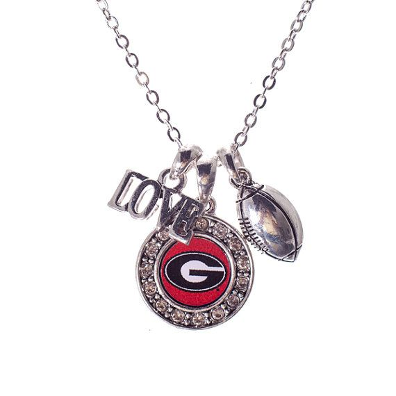 16 of bulldog necklace by