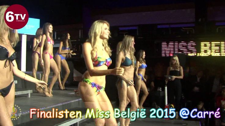 After Eden Beach is proud sponsor of Miss Belgium 2015. Alle 30 finalisten dressed by After Eden Beachwear
