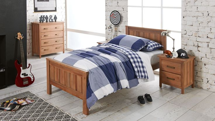 Best The Tyson Single Bed Features A Contemporary Design Ideal 400 x 300