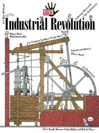 Industrial Revolution Kids Discover Magazine