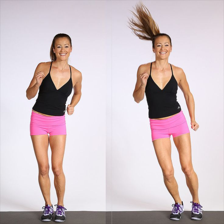 Short Exercises to Burn 200 Calories | POPSUGAR Fitness