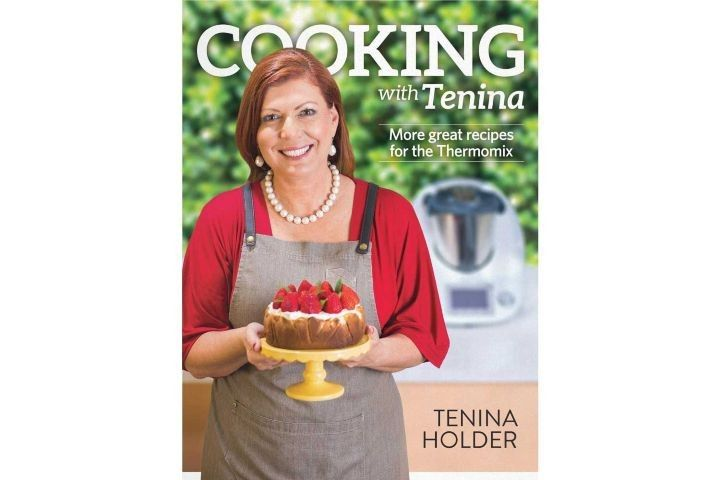 From decadent desserts to speedy midweek stir-fries and even cheesy chicken nuggets, Thermomix queen and Instagram star Tenina Holder shares her favourite recipes from her new book Cooking with Tenina: More great recipes for the Thermomix.