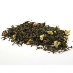 loose leafs be  cool iced tea straberry orange  taste3tea.com