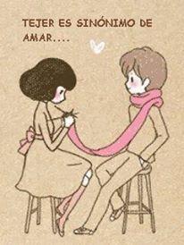 Tejer <3 amor