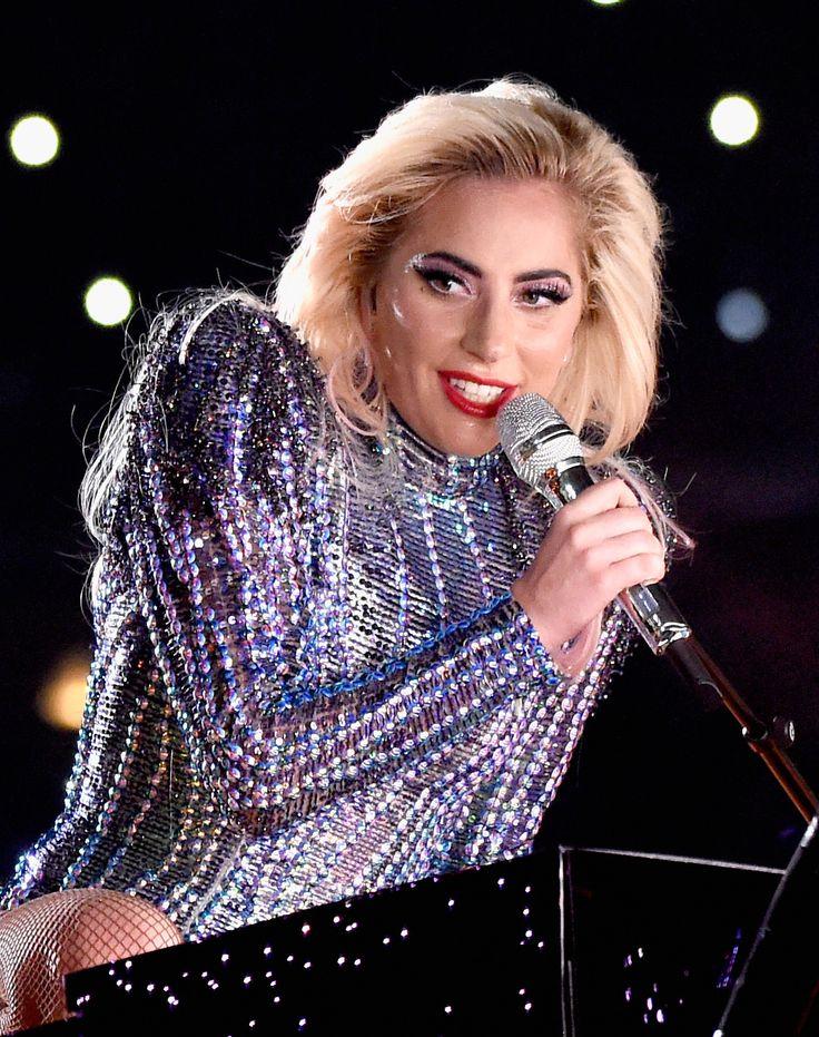 Te sorprenderá lo que costó el maquillaje de Lady Gaga en el Super Bowl