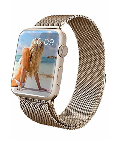 GEOTEL® Apple Watch Band 38mm, Milanese Loop Stainless St... http://www.amazon.com/dp/B016RU03UI/ref=cm_sw_r_pi_dp_.kZoxb10XJJC0