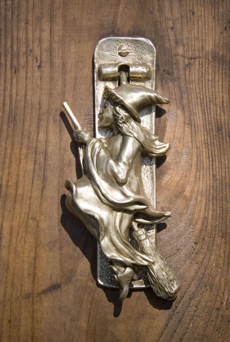 Witch Door Knocker