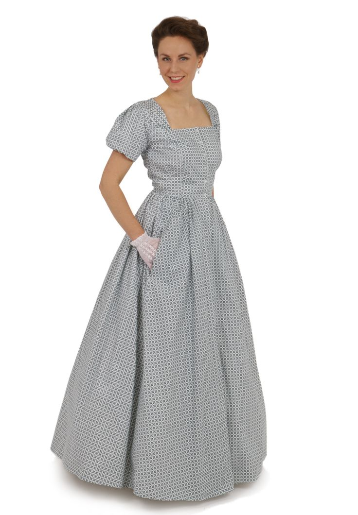 Katharine Victorian Dress By Recollections