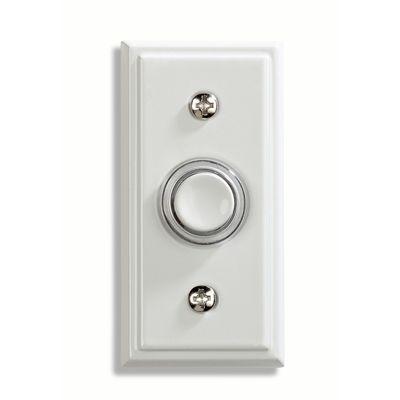 Utilitech White Doorbell Button  sc 1 st  Pinterest & 62 best *Doors \u0026 Windows \u003e Door Bells* images on Pinterest | Door ...