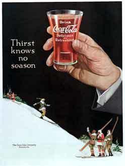 1922 Coca-Cola Slogan - thirst - translatable in every language