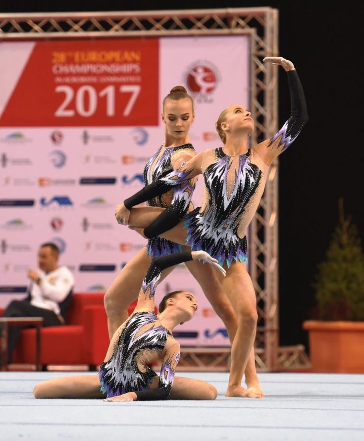 Trio Bring Back Bronze from European Championships