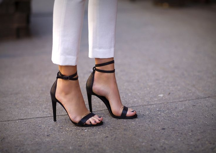 1000  images about Ankle Strap Shoes on Pinterest | Pump Black