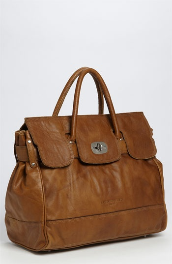 4cc3d215964c Liebeskind  Mia - Large  Soft Leather Satchel. Really would like a brown  bag like this.