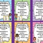 Here are all 6 units of newsletters / study guides that go along with the McGraw-Hill Wonders Reading program for Grade 3! The whole year for each ...